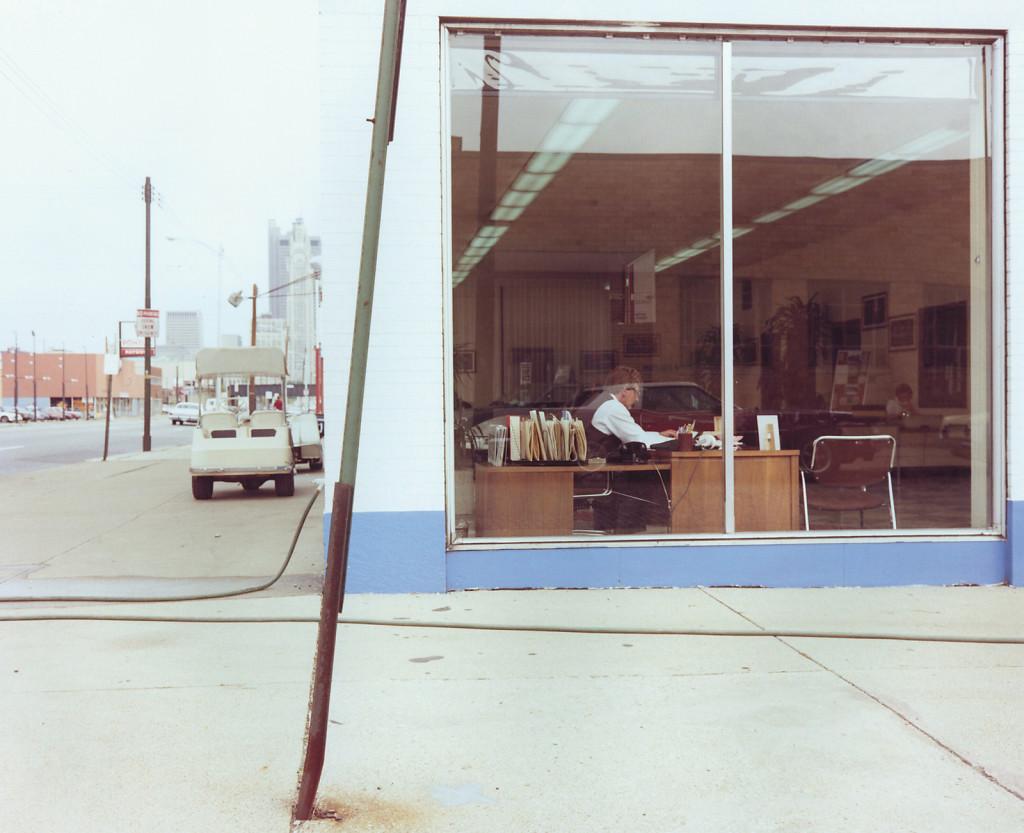 Office Window