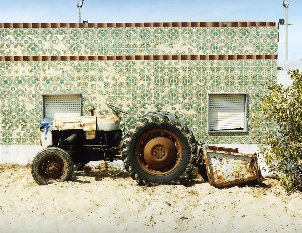 Tractor No. 1