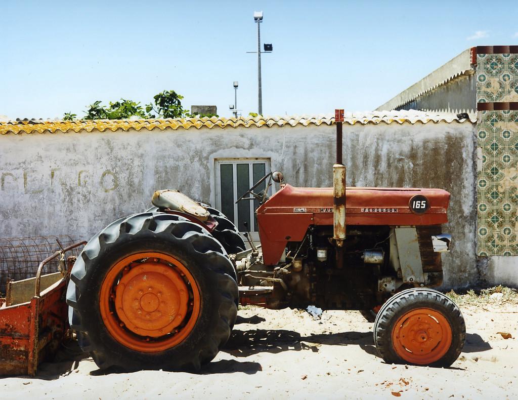 Tractor No. 2