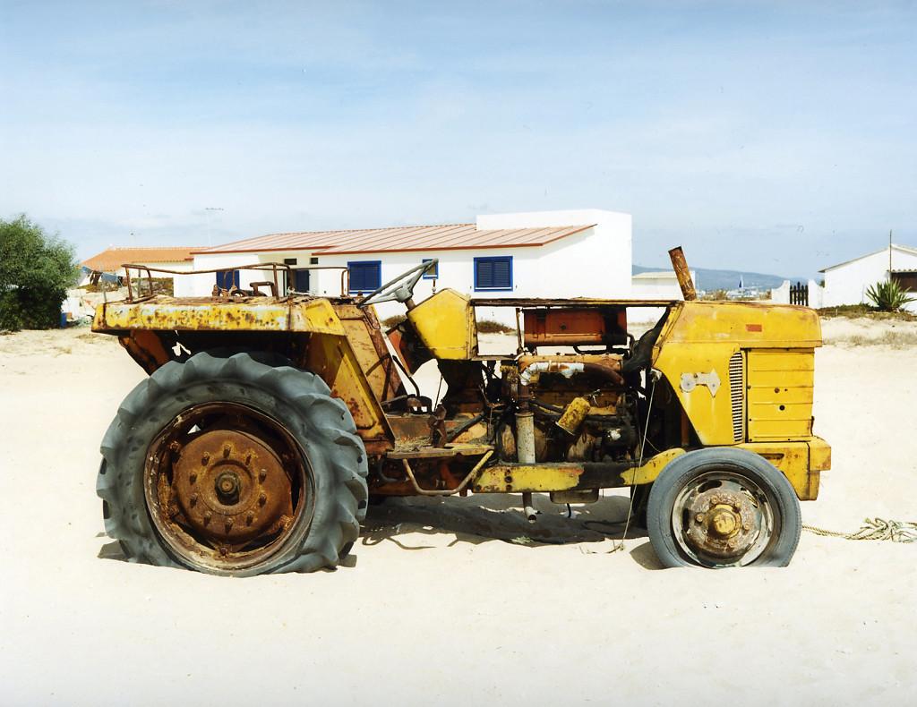 Tractor No. 3