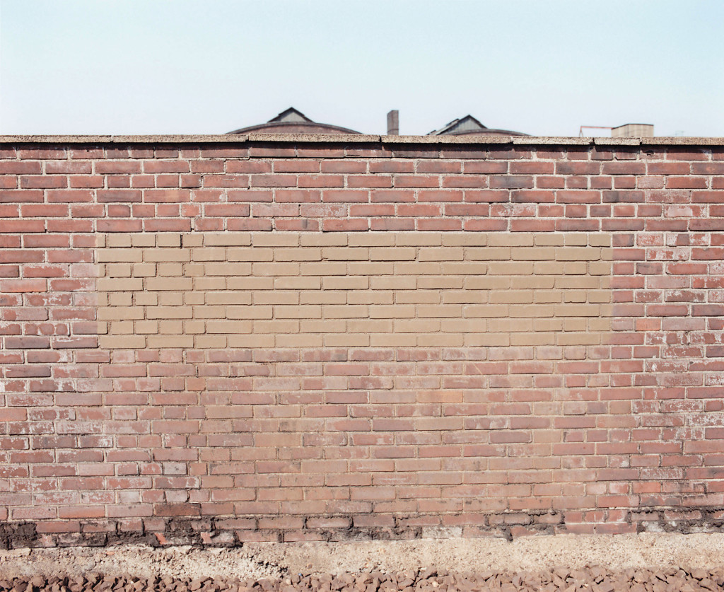 Untitled (Brick Wall)
