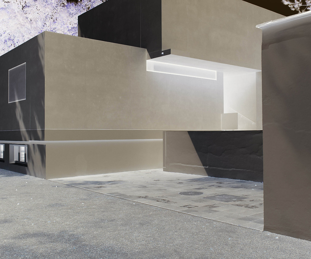 Gropius House, Dessau 2015, 150x180cm